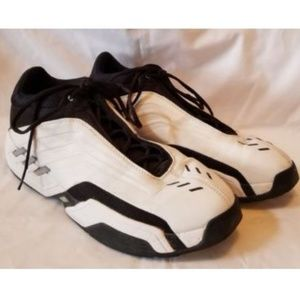 Vintage 2002 Adidas Basketball Shoes Sneakers 13